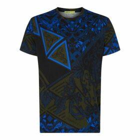 Versace Jeans VJ Geo T-Shirt Sn84