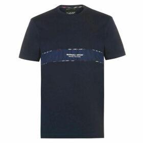 Marshall Artist Casa Check T Shirt