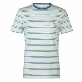 Original Penguin Rugby Stripe T Shirt