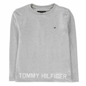 Tommy Hilfiger Long Sleeve T Shirt