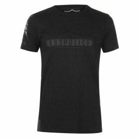 883 Police Kalk T Shirt