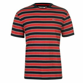 Tommy Jeans Bold Stripe T Shirt