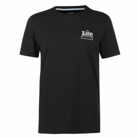 Lee Jeans Lee Mini Logo T Shirt