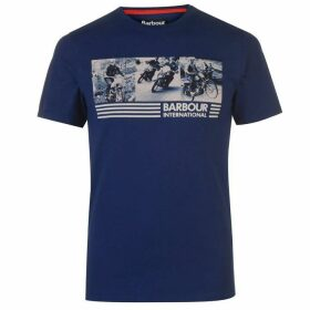 Barbour International Barbour Mens Comp T-Shirt