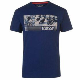 Barbour International Barbour Mens Comp T-Shirt