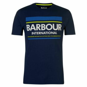 Barbour International Barbour Control T Shirt