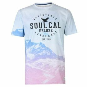 SoulCal Deluxe Sublimation T Shirt