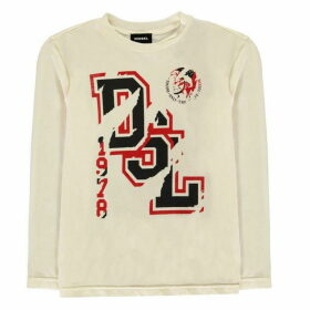 Diesel Tarlix Long Sleeve T Shirt