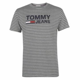 Tommy Jeans Signature Stripe T Shirt