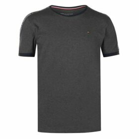 Tommy Hilfiger Taped T Shirt Mens