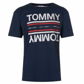 Tommy Jeans Essential Reflect T Shirt