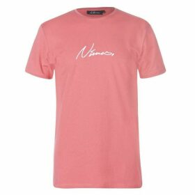 Nimes Core Logo T Shirt Mens