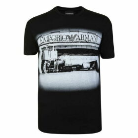 EMPORIO ARMANI Luggage T Shirt