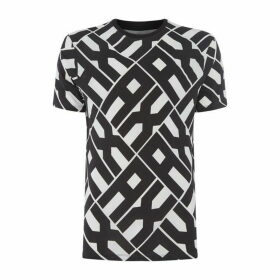 Armani Exchange AX Block Logo Tee Sn92
