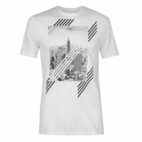 Armani Exchange Armani Landscape T Shirt