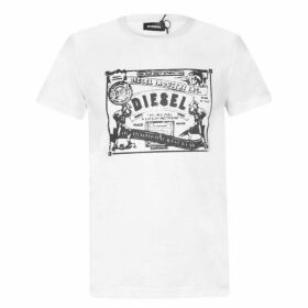 Diesel Jeans Diesel Graphic T Shirt