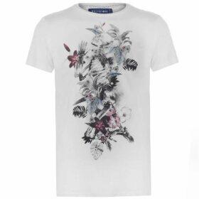 Religion Mens Flower T-Shirt
