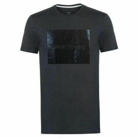 Armani Exchange Armani Block T Shirt