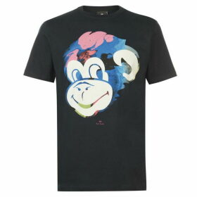 PS by Paul Smith PS Large Monkey T Shirt