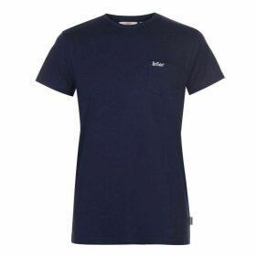 Lee Cooper Essentials Pocket T Shirt Mens