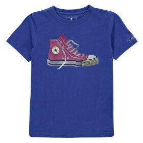 Converse Pixelated Chuck Taylor T Shirt