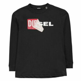 Diesel Tedri Long Sleeve T Shirt