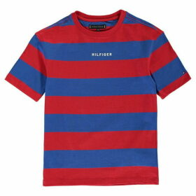 Tommy Hilfiger Boxy Rugby T Shirt
