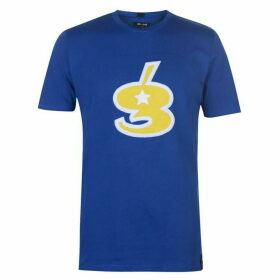 Gio Goi Logo Print T Shirt