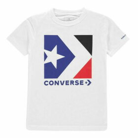 Converse Chevron Box T Shirt