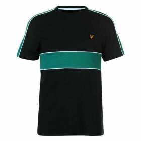 Lyle and Scott Cut n Sew T Shirt