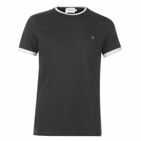 Farah Vintage Farah Groves Ringer T Shirt
