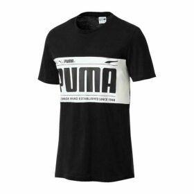 Puma Graphic Block T Shirt