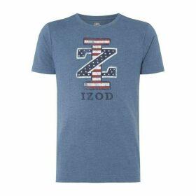 IZOD America Tee Sn92