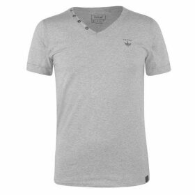 Firetrap Striding V Neck T Shirt Mens