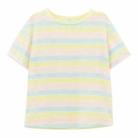 Pastel Striped Blouse
