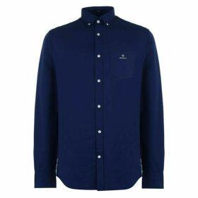 Gant Mens Long Sleeve Oxford Regular Fit Shirt