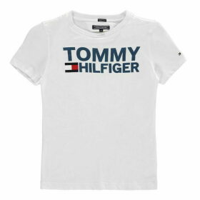 Tommy Hilfiger Chest Logo T Shirt