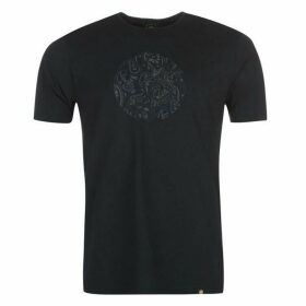 Pretty Green Thornley Logo T Shirt