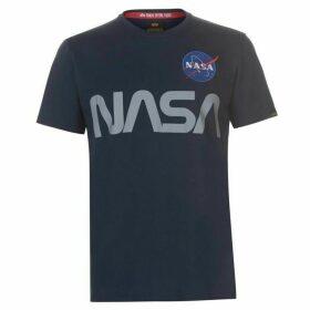 Alpha Industries NASA Reflective Tee
