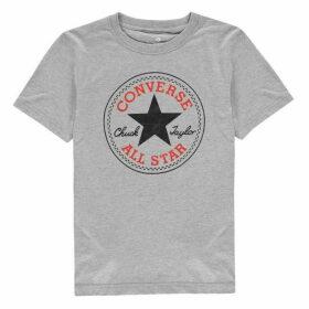 Converse Chuck Taylor Short Sleeve T Shirt