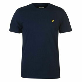 Lyle and Scott Side Stripe Tee