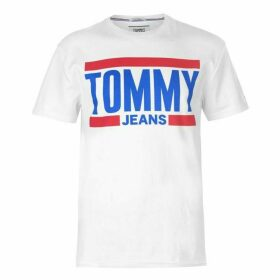 Tommy Jeans Essential Block T Shirt