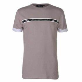 Nimes Chest Tape T Shirt