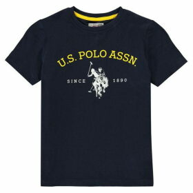 US Polo Assn US Graphic T Shirt
