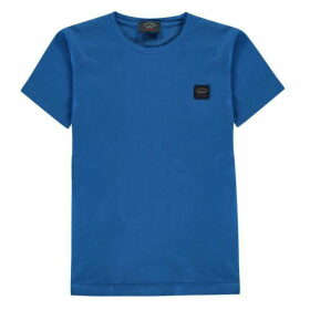 Paul And Shark Basic Badge T Shirt