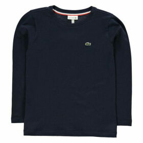 Lacoste Basic Long Sleeve T Shirt