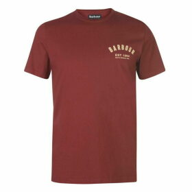 Barbour Lifestyle Barbour Preppy T Shirt
