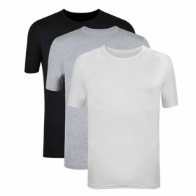 BOSS BODYWEAR Three Pack Logo T Shirt