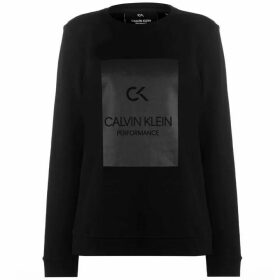 Calvin Klein Performance Calvin Logo Sweater