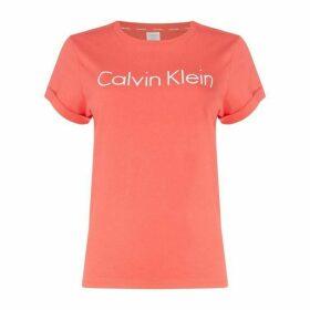 Calvin Klein Short Sleeve Logo T Shirt